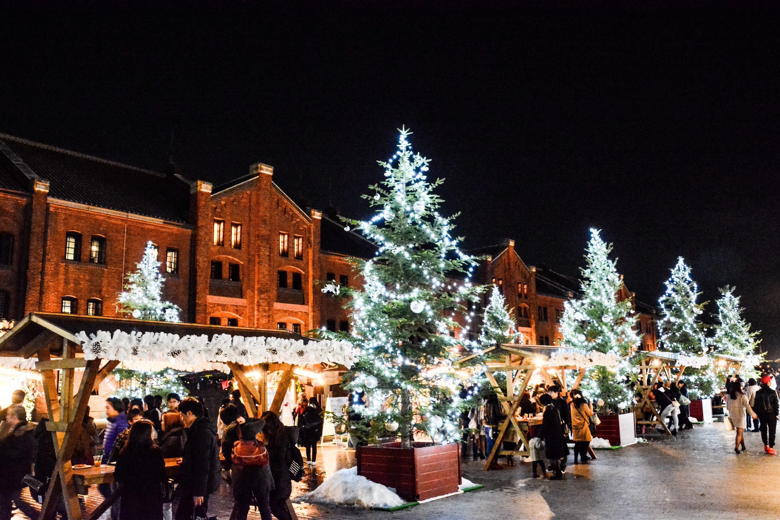 Weihnachtsmarkt Hampel